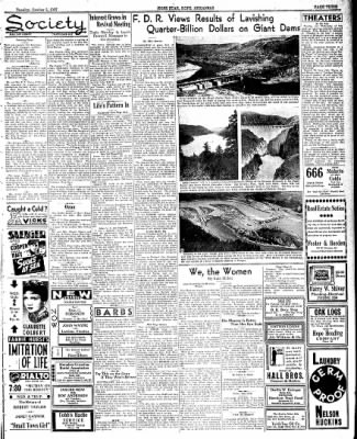 Hope Star from Hope, Arkansas on October 5, 1937 · Page 3