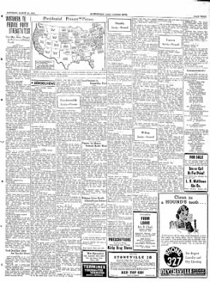 The Courier News from Blytheville, Arkansas on March 30, 1940 · Page 3
