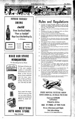 Hope Star from Hope, Arkansas on October 9, 1937 · Page 6
