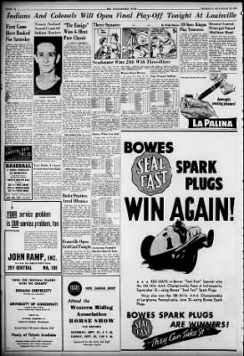 The Indianapolis Star from ,  on September 19, 1946 · Page 22