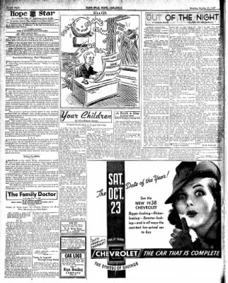 Hope Star from Hope, Arkansas on October 11, 1937 · Page 2