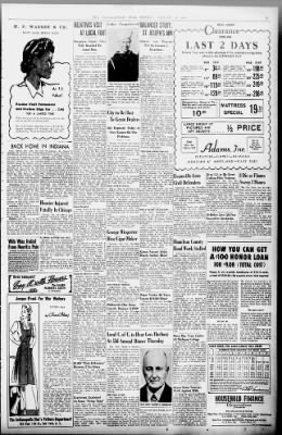 The Indianapolis Star from Indianapolis, Indiana on January 26, 1942 · Page 9