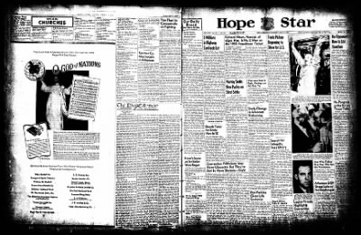 Hope Star from Hope, Arkansas on July 12, 1952 · Page 2