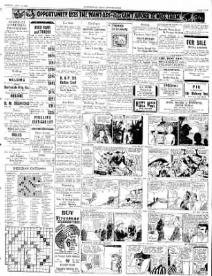 The Courier News from Blytheville, Arkansas on April 1, 1940 · Page 5