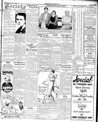 Hope Star from Hope, Arkansas on August 29, 1934 · Page 3