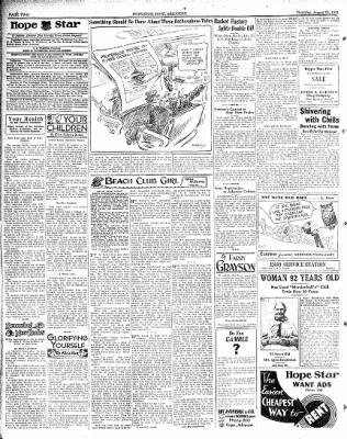 Hope Star from Hope, Arkansas on August 30, 1934 · Page 2
