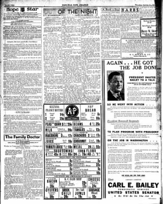 Hope Star from Hope, Arkansas on October 14, 1937 · Page 2