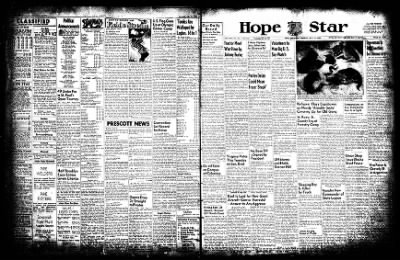 Hope Star from Hope, Arkansas on July 14, 1952 · Page 2