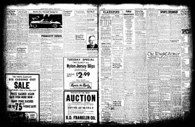 Hope Star from Hope, Arkansas on July 14, 1952 · Page 6