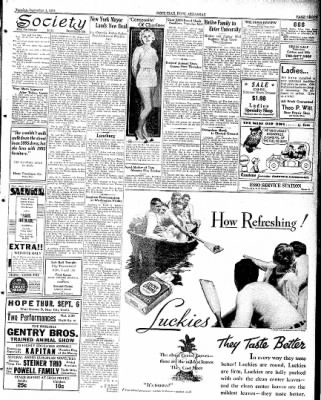 Hope Star from Hope, Arkansas on September 4, 1934 · Page 3