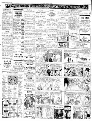 The Courier News from Blytheville, Arkansas on April 2, 1940 · Page 7