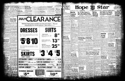 Hope Star from Hope, Arkansas on July 15, 1952 · Page 4