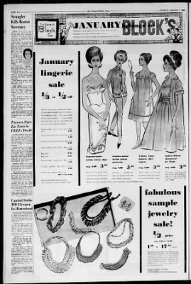The Indianapolis Star from Indianapolis, Indiana on January 1, 1963 · Page 16