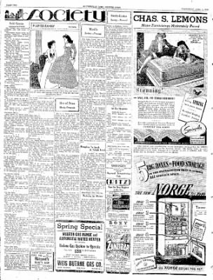 The Courier News from Blytheville, Arkansas on April 3, 1940 · Page 2