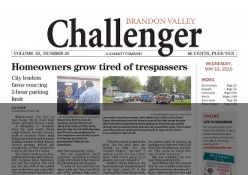 Brandon Valley Challenger