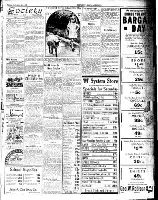 Hope Star from Hope, Arkansas on September 14, 1934 · Page 3