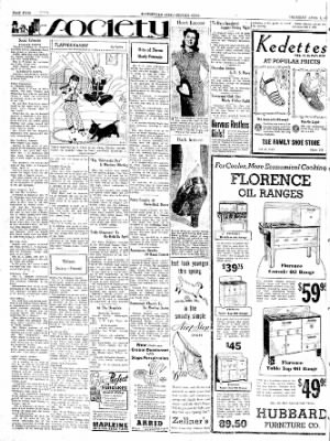 The Courier News from Blytheville, Arkansas on April 4, 1940 · Page 4