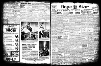 Hope Star from Hope, Arkansas on July 17, 1952 · Page 2