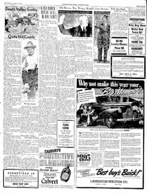 The Courier News from Blytheville, Arkansas on April 4, 1940 · Page 7