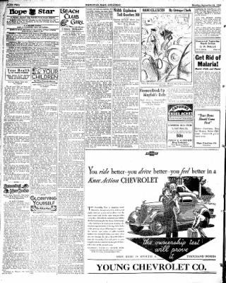 Hope Star from Hope, Arkansas on September 24, 1934 · Page 2