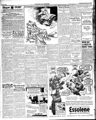 Hope Star from Hope, Arkansas on September 27, 1934 · Page 2
