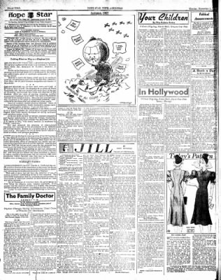Hope Star from Hope, Arkansas on November 1, 1937 · Page 2