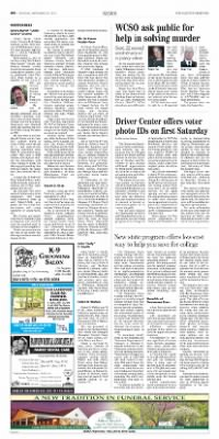 The Fairview Observer from Fairview, Tennessee on September