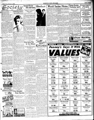 Hope Star from Hope, Arkansas on October 3, 1934 · Page 3