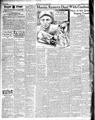 Hope Star from Hope, Arkansas on October 4, 1934 · Page 2
