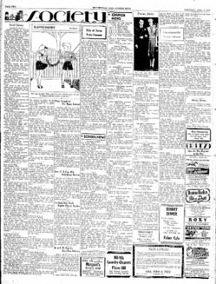 The Courier News from Blytheville, Arkansas on April 6, 1940 · Page 2