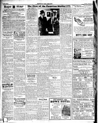 Hope Star from Hope, Arkansas on October 5, 1934 · Page 2