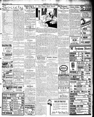 Hope Star from Hope, Arkansas on October 4, 1935 · Page 3