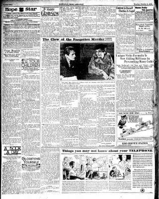 Hope Star from Hope, Arkansas on October 8, 1934 · Page 2
