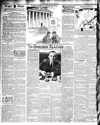 Hope Star from Hope, Arkansas on October 5, 1935 · Page 2