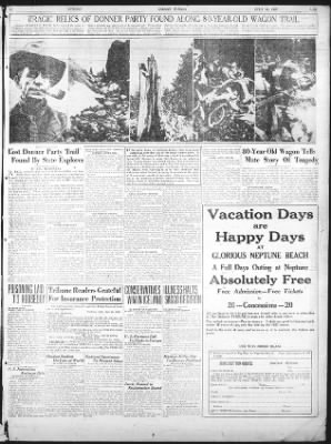 Oakland Tribune from Oakland, California on July 31, 1927 · Page 20