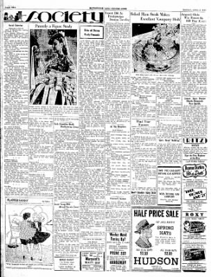 The Courier News from Blytheville, Arkansas on April 8, 1940 · Page 2