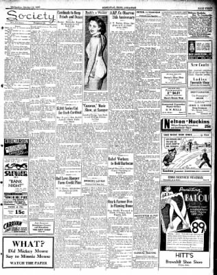 Hope Star from Hope, Arkansas on October 10, 1934 · Page 3