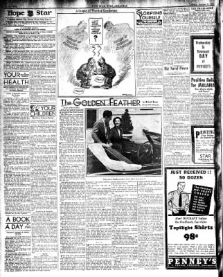 Hope Star from Hope, Arkansas on October 8, 1935 · Page 2