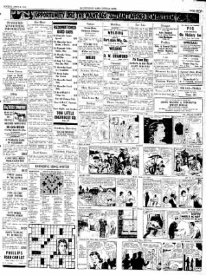 The Courier News from Blytheville, Arkansas on April 8, 1940 · Page 7
