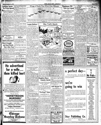 Hope Star from Hope, Arkansas on October 11, 1935 · Page 5