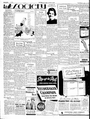 The Courier News from Blytheville, Arkansas on April 10, 1940 · Page 4
