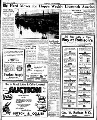Hope Star from Hope, Arkansas on November 15, 1937 · Page 5