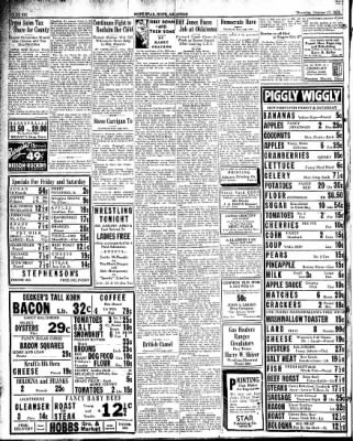 Hope Star from Hope, Arkansas on October 17, 1935 · Page 6