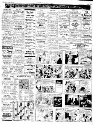 The Courier News from Blytheville, Arkansas on April 10, 1940 · Page 9
