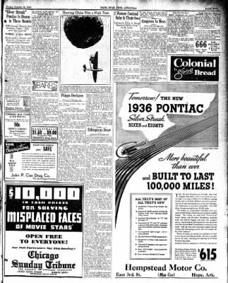 Hope Star from Hope, Arkansas on October 18, 1935 · Page 5