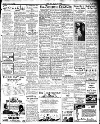 Hope Star from Hope, Arkansas on October 19, 1935 · Page 3
