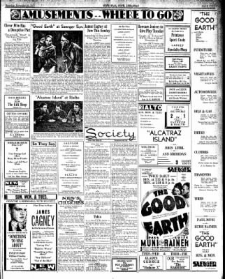 Hope Star from Hope, Arkansas on November 20, 1937 · Page 3