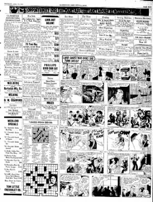 The Courier News from Blytheville, Arkansas on April 11, 1940 · Page 9
