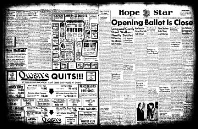 Hope Star from Hope, Arkansas on July 25, 1952 · Page 2