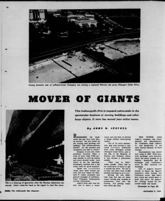 The Indianapolis Star from Indianapolis, Indiana on November 9, 1958 · Page 171